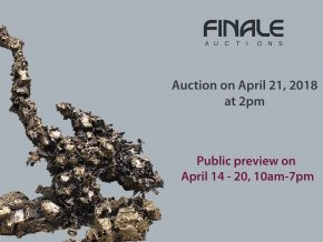 Finale Art Auction on April 21