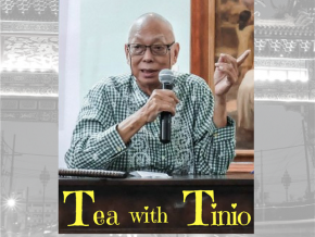 Tea with Tinio: Rediscovering Binondo Part 3