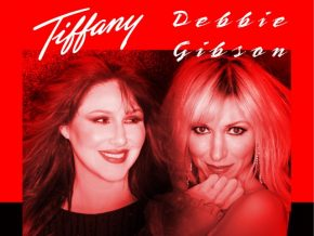 Tiffany and Debbie Gibson Live in Manila