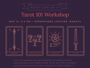 Tarot 101 Workshop at Persephone