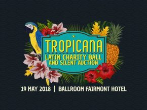 TROPICANA: Latin Charity Ball and Silent Auction