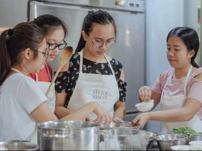 Japanese Desserts Workshop by Heny Sison Culinary School