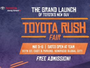 Highly Awaited Grand Launch of the New Toyota Rush