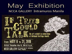 If Trees Could Talk: Celebrate National Heritage month at NCCA Gallery