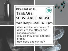 Dealing with Teenage Substance Abuse