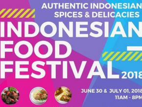 Indonesian Food Festival 2018