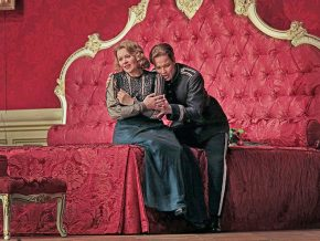 MetOpera in HD Closes with Der Rosenkavalier