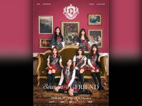 Season of GFriend in Manila 2018