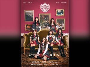 Season of GFriend in Manila 2018 @ Kia Theater | Quezon City | Metro Manila | Philippines