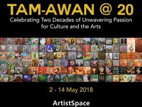 Celebrating 20 years of local art: Tam-awan @ 20