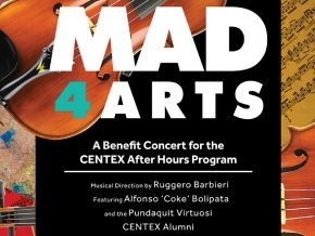 MAD 4 Arts: A Benefit Concert for CENTEX