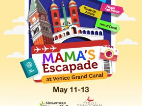 MAMA's Escapade at Venice Grand Canal