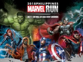Suit Up for Marvel Run 2018