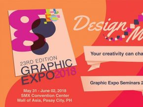 23rd Graphic Expo 2018 at SMX Convention Center
