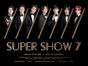 Super Show 7: Super Junior in Manila 2018