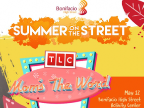 Mom's the Word: an extra sweet celebration of Mother's Day at BGC