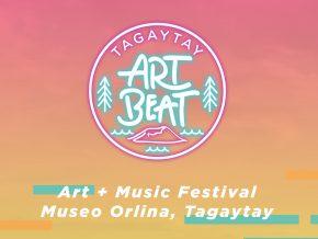 Tagaytay Art Beat 3: Art+Music Festival