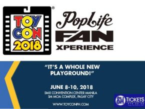 Philippine ToyCon 2018: PopLife Fan Experience