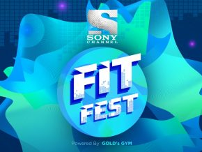 Get a Workout at the Sony Fit Fest