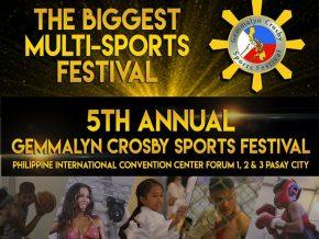 5th Gemmalyn Crosby Sports Festival