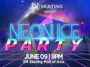 SM Skating Presents: Neon Ice Party