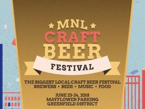 MNL Craft Beer Festival 2 at the Greenfield District