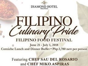 Filipino Culinary Pride: A Filipino Food Festival