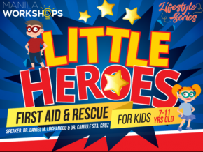 Little Heroes: First Aid and Rescue for Kids