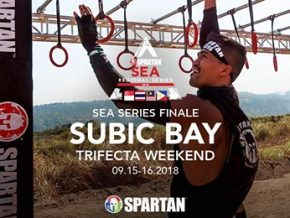 Spartan Race SEA Finale 2018: Trifecta Weekend
