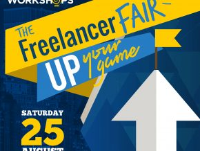 Up Your Game at The Freelancer Fair 2018!