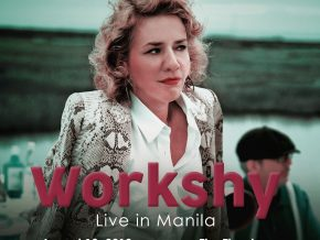 Workshy Live in Manila at The Theatre at Solaire