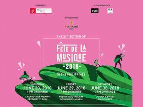 Fête de la Musique 2018 Manila: More than a Music Festival