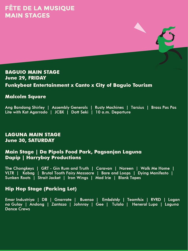 0df7174f4d8b9 What we're excited about, however, are the 37 pocket stages scattered  around Makati City. These cater to specific music genres, and makes our own  Fête de la ...