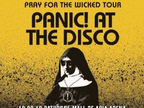 Panic! At the Disco is Coming Back to Manila 2018