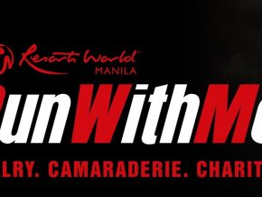 Resorts World Manila's Run With Me 2018