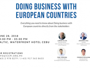 Business Talk: Doing Business with European Countries