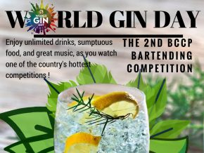 Celebrate World Gin Day this June 28 in Dusit Thani Manila