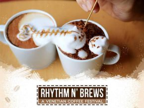 Latte Art Workshop and Coffee Brewing Demo at McKinley Hill