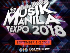 Musik Manila Expo 2018 at the World Trade Expo