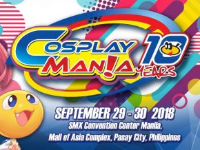 Cosplay Mania 2018: 10 Years of Celebrating J-Pop Culture