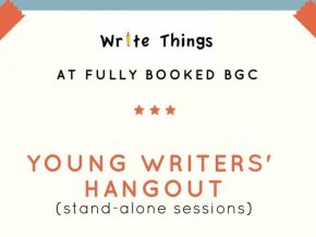 Young Writers Hang Out to Write Things at Fully Booked BGC