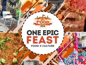 Manila Food Festival 2018: One Epic Food Feast!