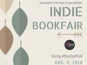 Indie Bookfair at iAcademy Makati
