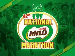 The 42nd National MILO Marathon
