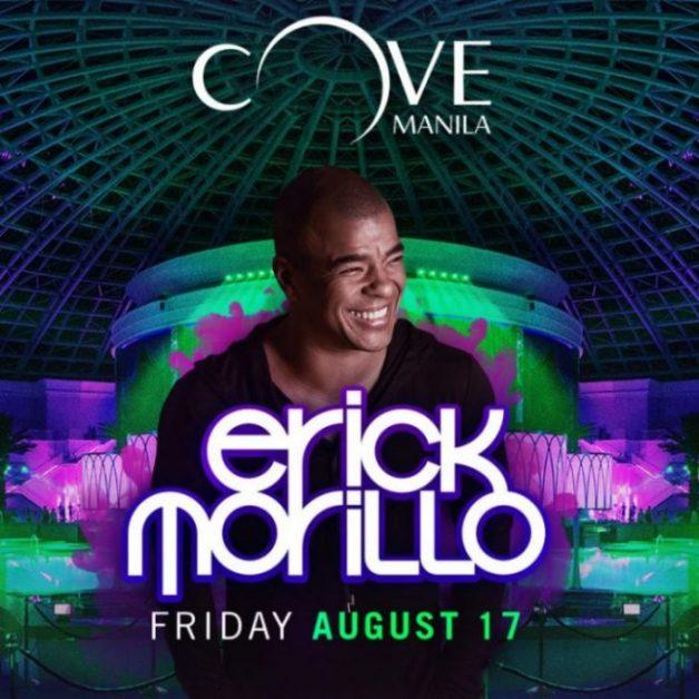 DJ Erick Morillo Live at Cove Manila 2018 @ Cove Manila   Parañaque   Metro Manila   Philippines