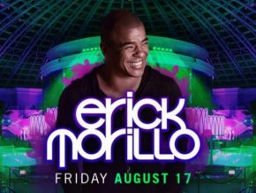 DJ Erick Morillo Live at Cove Manila 2018