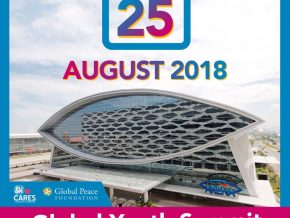 Global Youth Summit 2018: Get Engaged and Be Inspired!