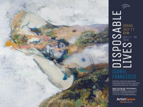 Isobel Francisco: Disposable Lives Exhibit