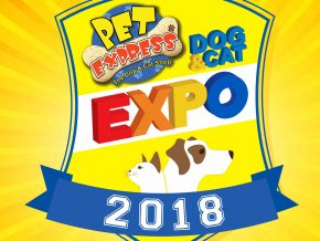 Dog and Cat Expo 2018 at SMX Convention Center in Pasay