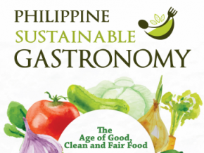 Philippine Sustainable Gastronomy seminars at WOFEX Manila 2018